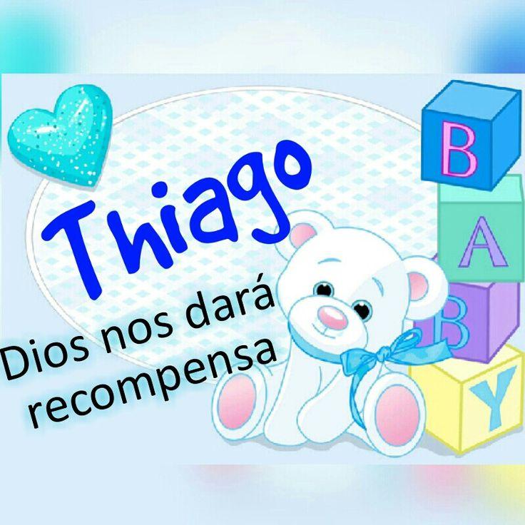 Significado de nombre Thiago