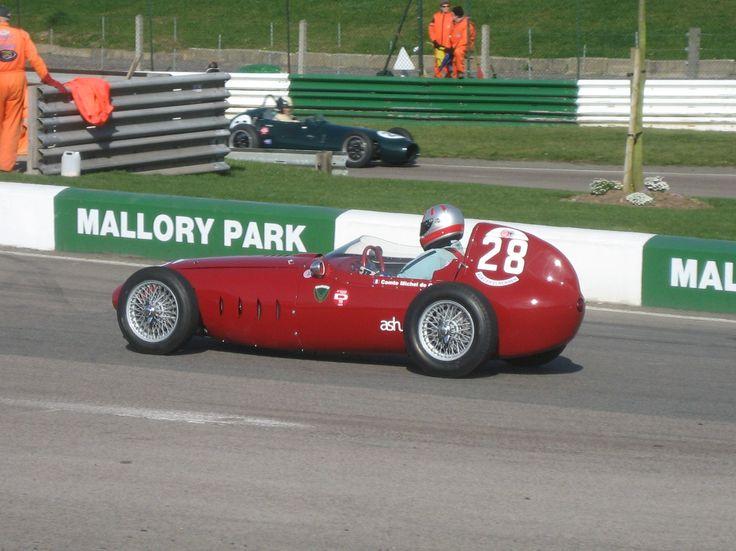 Historic Formula Junior Mallory Park 5/4/09