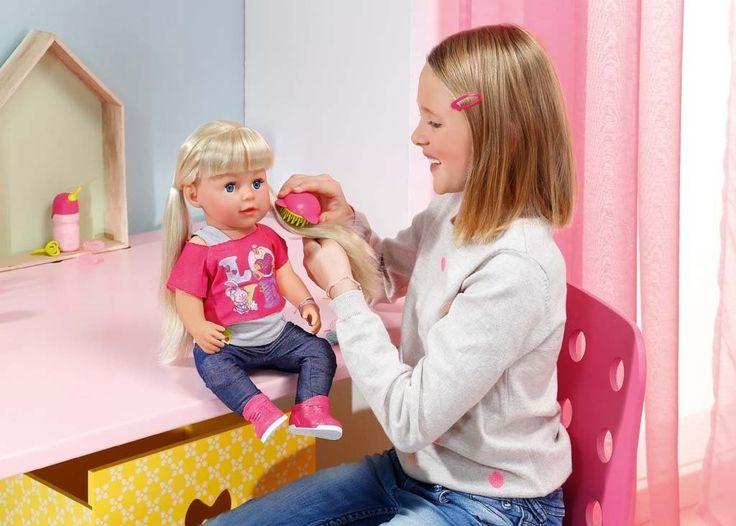 Das abwechslungsreiche (Rollen-)Spiel mit BABY born® fördert die Fantasie und unterstützt nachweislich die Entwicklung sozialer Fähigkeiten und Werte wie Verantwortung, Kommunikation und Einfühlungsvermögen. | eBay!