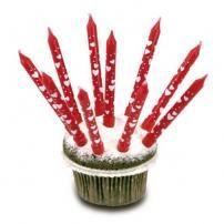 Szívecskés gyertya a cuki szülinaposok tortájára!