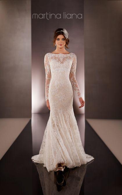Wedding dress from martina liana style 700 weddingdress for How much are martina liana wedding dresses