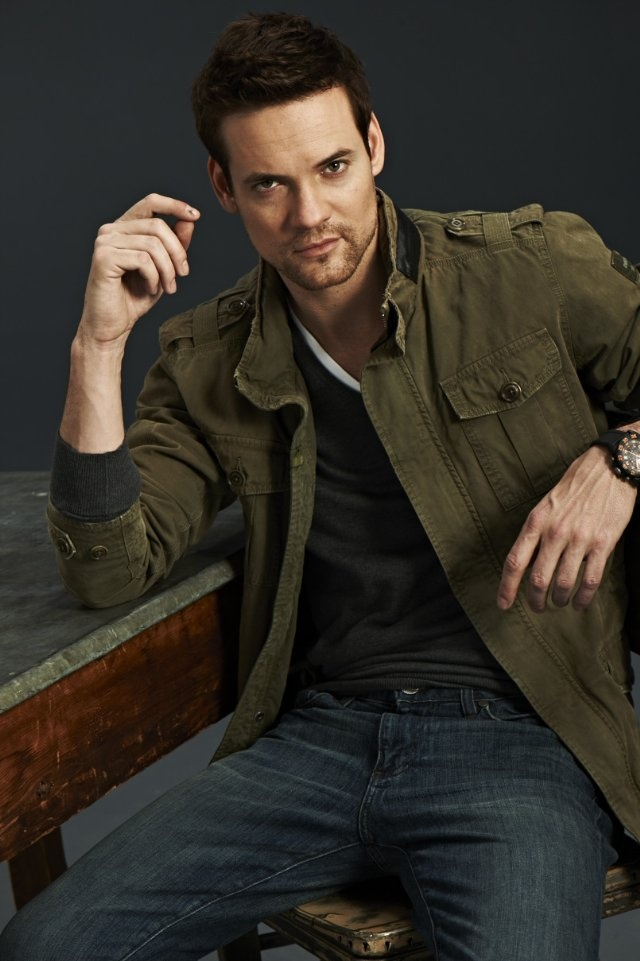 Shane West from Nikita