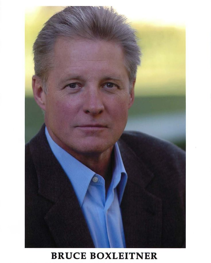 Bruce Boxleitner - - still looking good.