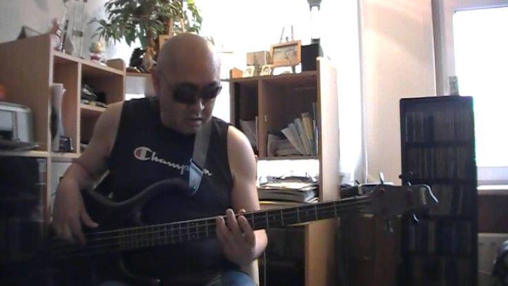 I surender all Christafari Bass cover Bob Roha