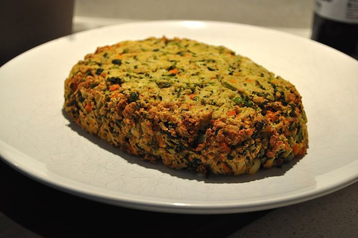 Chicken and Vegetable Meatloaf (For Dogs) Variety is the joy of life even for our little furry friends.