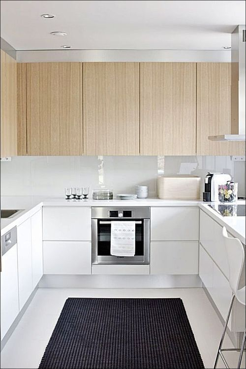 9 Fascinating Ideas for Practical U-shaped Kitchen Kitchen Remodal