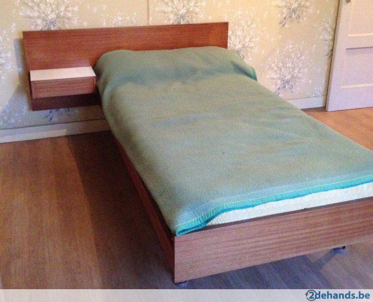 vintage retro slaapkamer