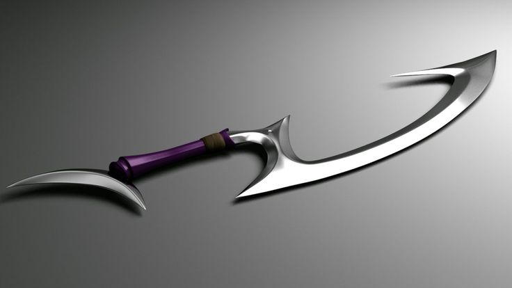 The moon also rises ( Diana`s weapon ) by Zacko86 on deviantART