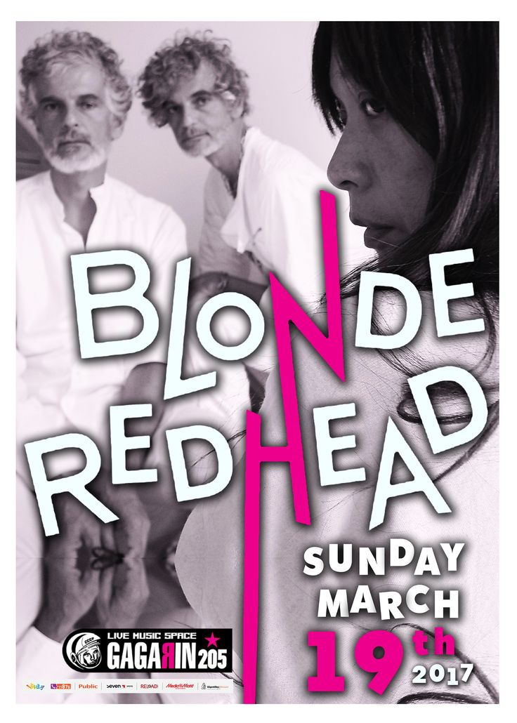Blonde Redhead live in Athens (2017)