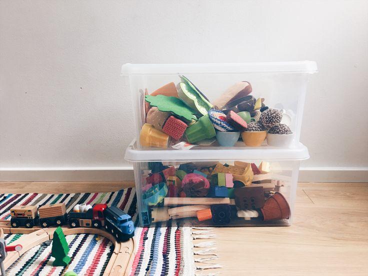 SmartStore Home -storage boxes