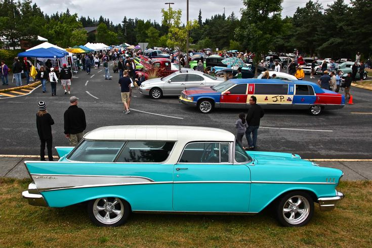 1957 Chevy Nomad ★。☆。JpM ENTERTAINMENT ☆。★。
