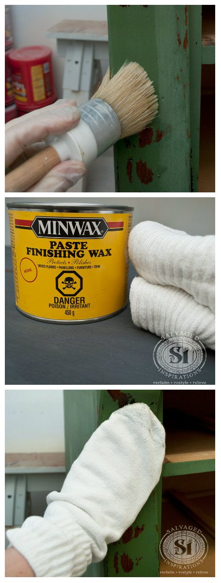 Easy Furniture Waxing Tips |Learn how to make an inexpensive wax as smooth as a 'boutique' wax and how to speed up the waxing process!