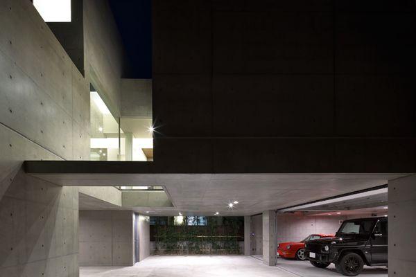 コンクリート造・RC造の家 |デザイナーズハウス・注文建築・自由設計・建築家|アーキッシュギャラリー(東京・名古屋・大阪)Achish&Gallery