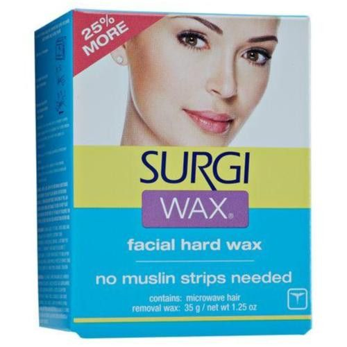 Surgi Wax Hair Removal For Face