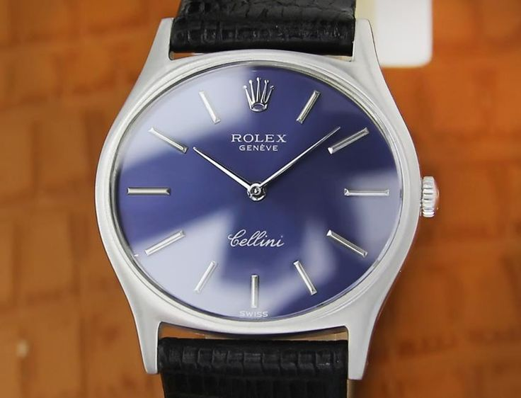 Rolex Cellini Mens 1970s 18k solid Gold Vintage Manual Swiss Made Dress Watch R8 | Jewelry & Watches, Watches, Parts & Accessories, Wristwatches | eBay!
