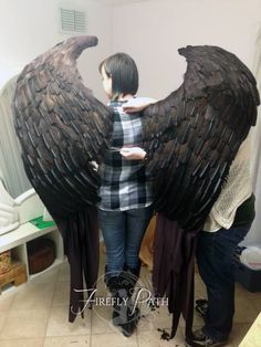 maleficent wings costume - Google Search