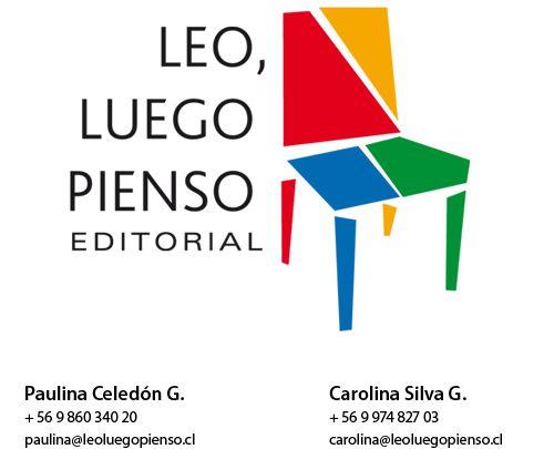 EDITORIAL LEO, LUEGO PIENSO