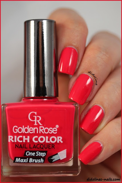 Golden Rose Rich Color 017