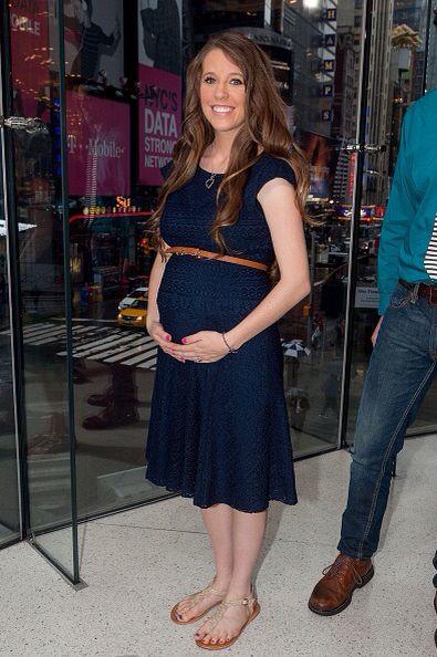 Jill Duggar welcomes baby boy in hospital two weeks late