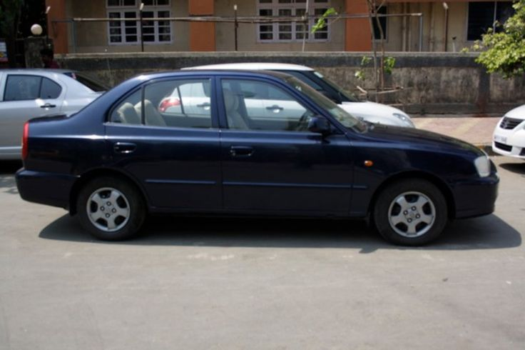 Hyundai Accent GLS 2000 to 2001