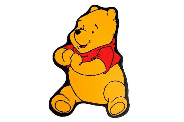 Tappeto Disney di Winnie The Pooh 5