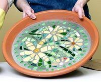 Homemade Bird Baths | Home & Garden | Rentons Sweetgrass caters to shoppers and the do-it ...