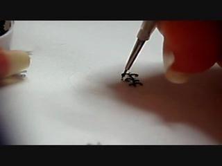 Nail art : créer ses stickers pour ongles - Vidéo Dailymotion