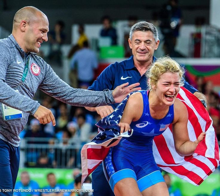 See this Instagram photo by @helen_maroulis • 16.5k likes