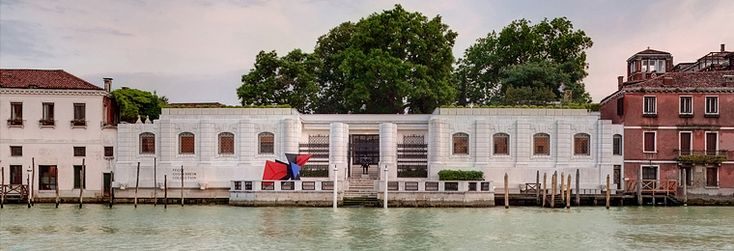 peggy guggenheim collection , located on venice's grand canal. One of europe's beautiful museums devoted to modern art. From wassilly kandinsky's to Henry Moore sculptures.