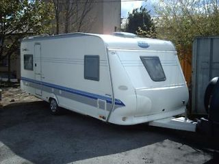 19ft Hobby 560 Prestige 4 Berth (2005) Wohnwagen Dumfries Bild 2 – Stuff to Buy