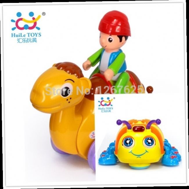 41.00$  Buy here - http://alilqy.worldwells.pw/go.php?t=1994879000 - Puzzle Eletricos Insect Toys with music/light Baby Inercia Brinquedos para Bebe Animis Free Shipping 366B & 82721B 41.00$