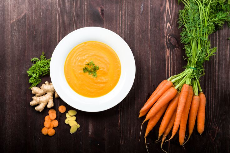 Carrot and Orange Soup -Natvia.com Recipes