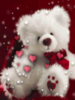 Ositos de amor para el Día de los enamorados-Osito_Enamorado