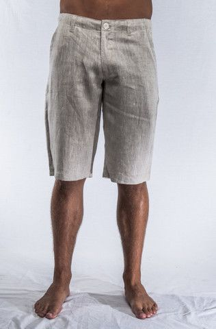 Designer Linen Long Short