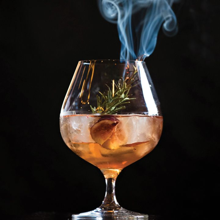 9 Perfectly Smoky Cocktails to Drink in Bars Now