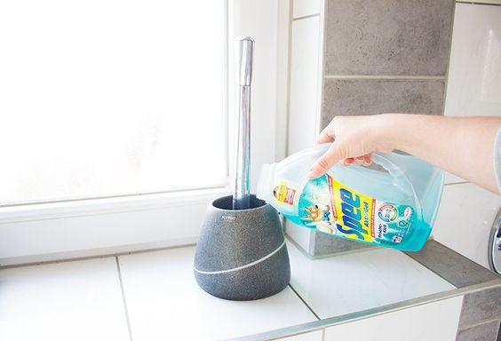 1297 best reinigen images on pinterest cleaning life. Black Bedroom Furniture Sets. Home Design Ideas