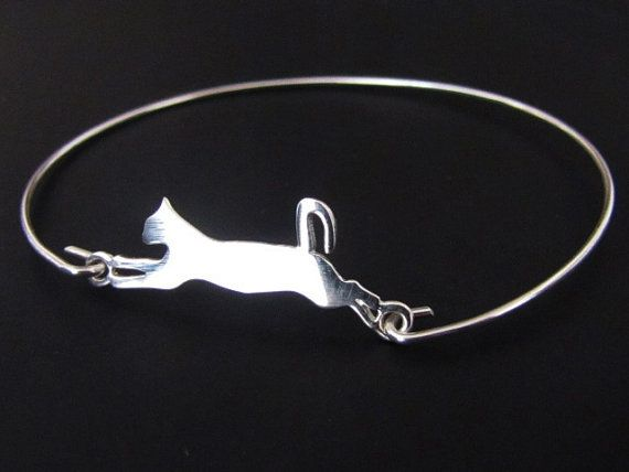 Hey, I found this really awesome Etsy listing at https://www.etsy.com/listing/189688578/sterling-silver-bracelet-jewelry-cat