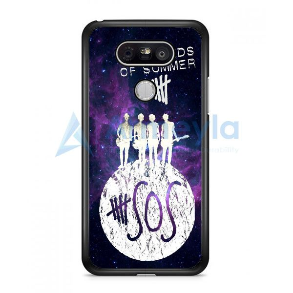 5 Seconds Of Summer Collage (5Sos) LG G5 Case | armeyla.com