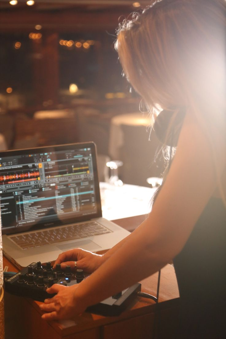 A beautiful dinner is perfectly completed with uplifting, fine tunes by our house DJ.