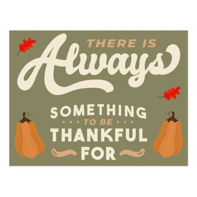 Happy Thanksgiving Day Postcard Zazzle Com In 2020 Happy Thanksgiving Day Happy Thanksgiving Custom Holiday Card