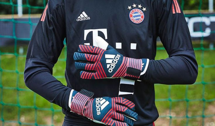 Adidas Ace Trans Pro Manuel Neuer 2017-18 Goalkeeper Gloves Released - Footy Headlines