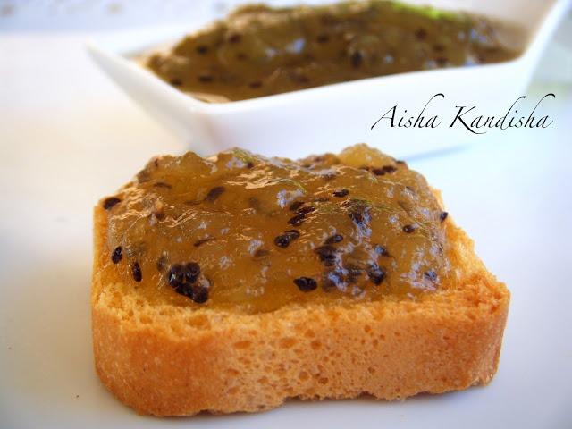 Receta de mermelada de kiwi en panificadora