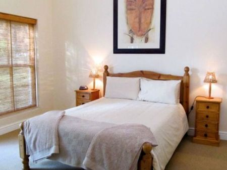 Self Catering accommodation, Noordhoek, Cape Town, South Africa  Main Bedroom