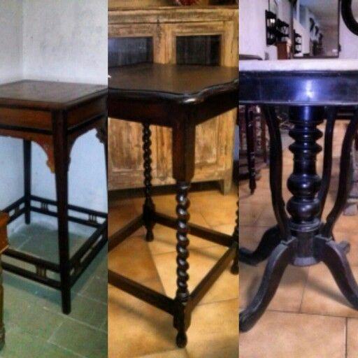 Tavolini antichi!