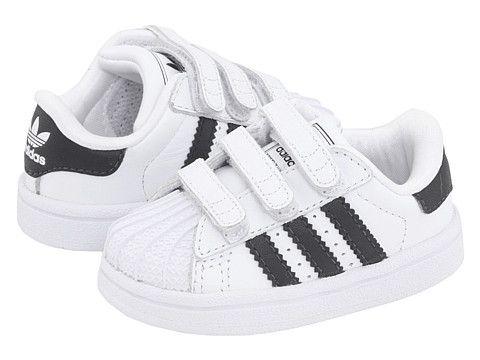 Kids Adidas Superstar Size 2