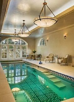 Dream House With Indoor Pool 13 best barbie pool house images on pinterest | pool houses
