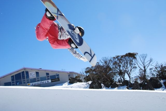 Perisher, Jindabyne, Australia  Can't wait to go snowboarding this winter!