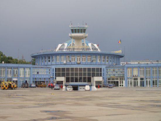 Bucharest Airport, Bucharest, Romania