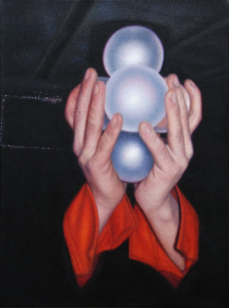 Audrey Nervi - 2013 oil on canvas - 40 x 30 cm www.evahober.com