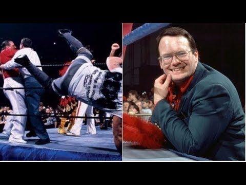 WWE RAW   Wwe news: jim cornette's hilarious account of the gimmick battle royal
